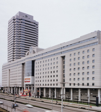 Office space in 2/F ShanghaiMart, 2299 Yan An Road West